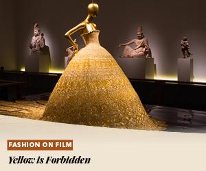 Fashion on Film: Yellow is Forbidden