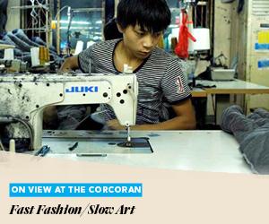 Fast Fashion/Slow Art