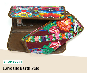Shop Event: Love the Earth Sale