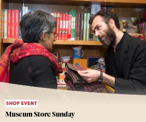 Shop Event: Museum Store Sunday