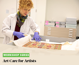 Workshop Series: Art Care for Artists