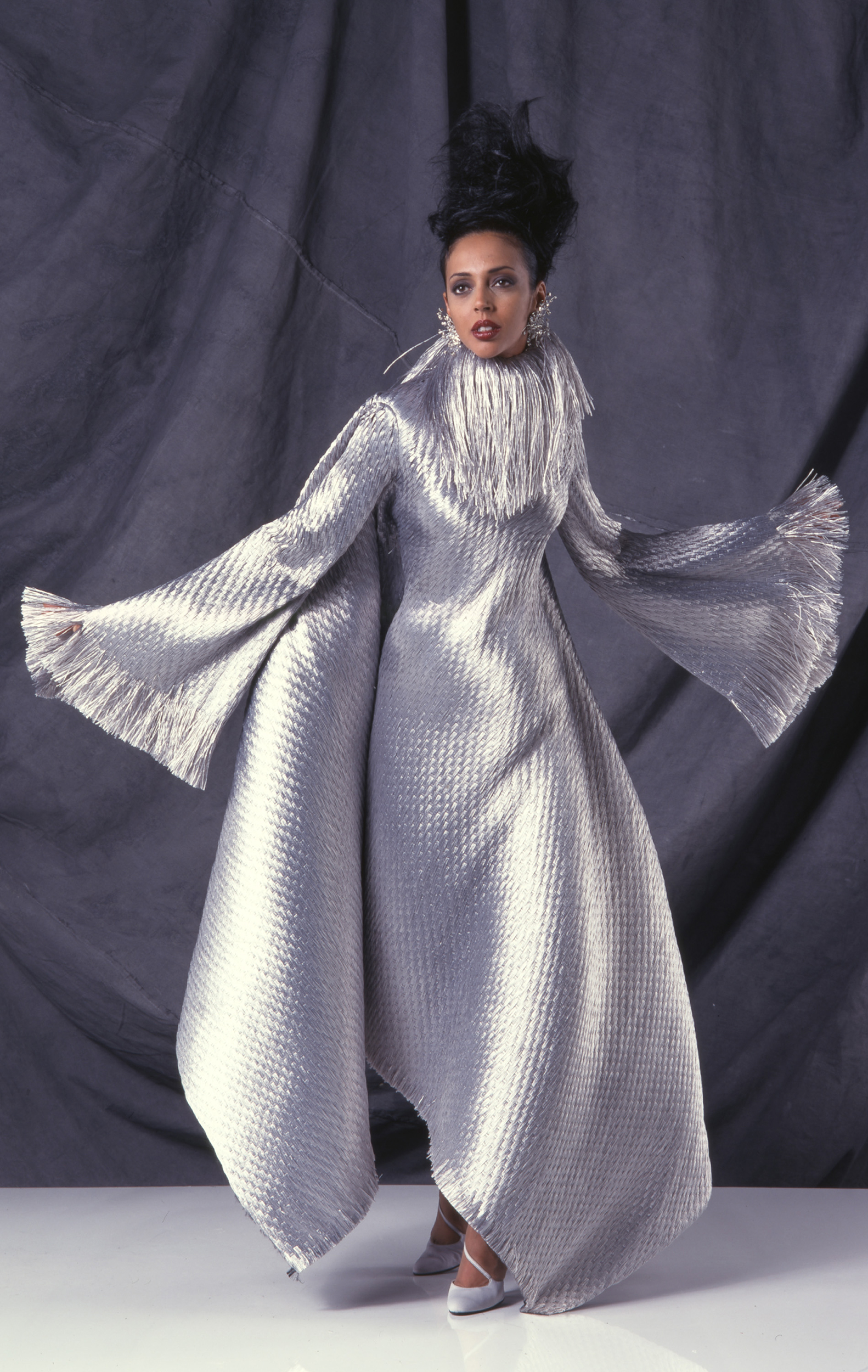 Inspiring Beauty: 50 Years of Ebony Fashion Fair | The George ...