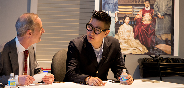 Photo of Korean Film Festival event