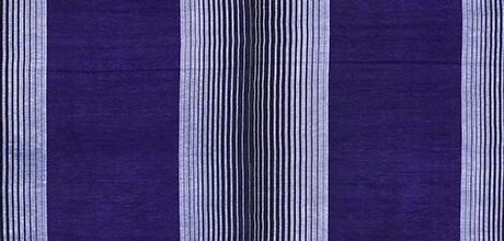 Detail of man's robe