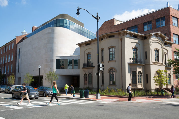 The George Washington University Museum and The Textile Museum