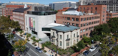 Photo of museum exterior