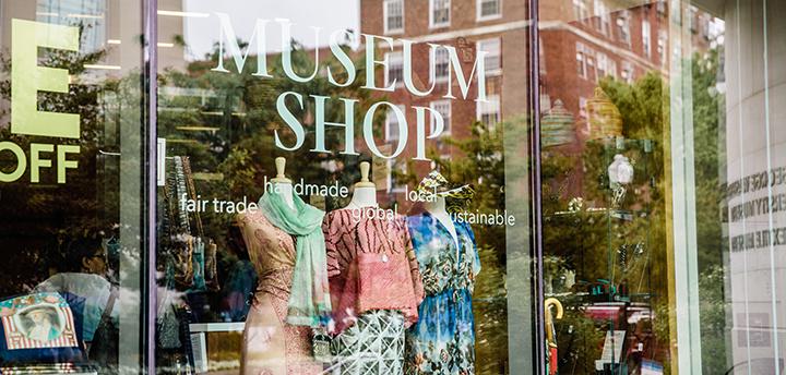 Photo of shop window display
