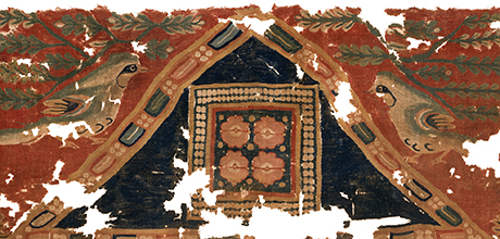 Detail from 4th–5th century textile