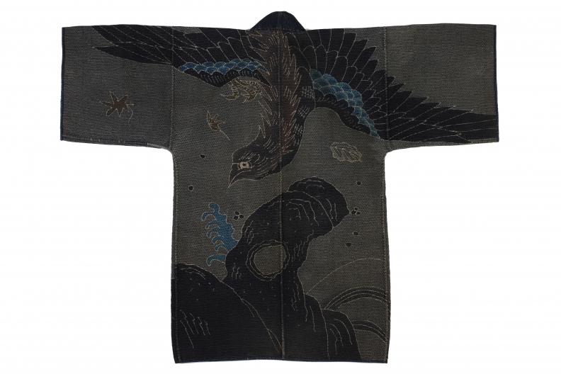 Fireman's Coat (back), Japan