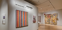 """Expansive Visions"" gallery"