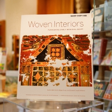 Woven Interiors catalogue cover