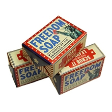 Freedom soaps