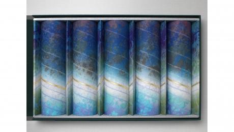 Double Refraction: Lapis Lazuli