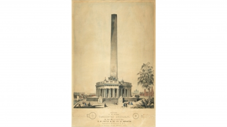 The Design of the National Washington Monument