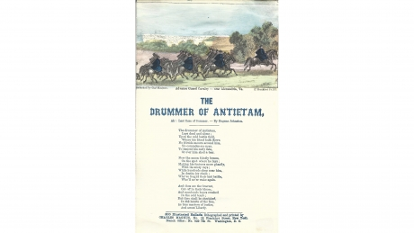 The Drummer of Antietam