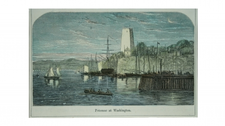 Potomac  at Washington