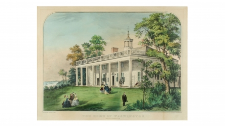 The Home of Washington, Mount Vernon, Va