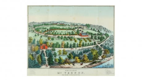 Bird's-Eye View of Mt. Vernon