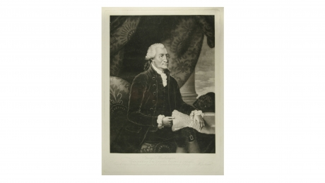 George Washington, President of the United States