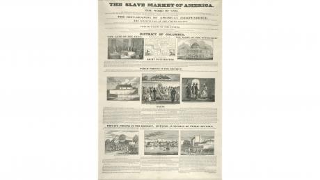 The Slave Market of America