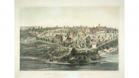 Mount Vernon, Home of Washington