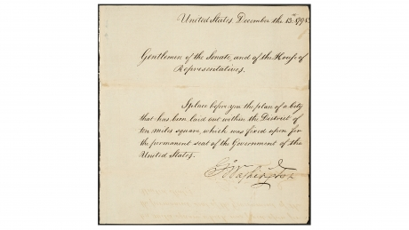 Letter to the U.S. Congress