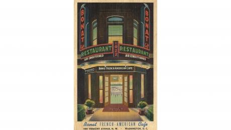 Bonat's French-American Café