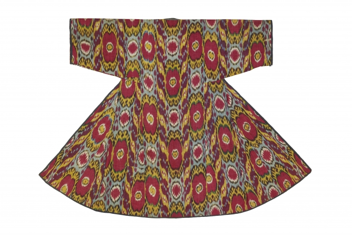Robe (back), Central Asia