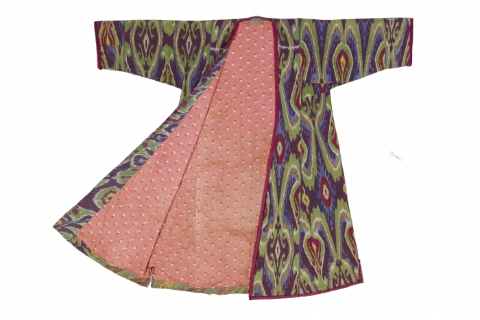 Robe, Central Asia (front)
