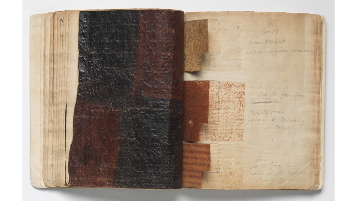 A Catalog of the Different Specimens of Cloth Collected in the Three Voyages of Captain Cook