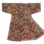 Robe (front), Central Asia