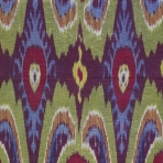 Detail of robe, Central Asia