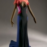 Stephen Burrows evening dress