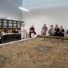 Curatorial workroom
