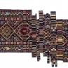 Faig Ahmed (b. 1982, Baku, Azerbaijan), DNA, 2016. Wool; handwoven.
