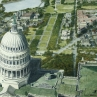 Bird's-Eye View of Capitol Dome and the Mall