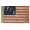 "35-Star ""free"" Abraham Lincoln campaign flag"