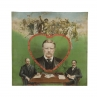 Theodore Roosevelt pillow cover