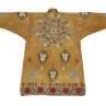 Embroidered Kazakh man's coat, Uzbekistan