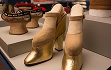 Photo of Mae West shoes