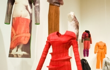 """October 2011 opening gala for """"Contemporary Japanese Fashion"""" exhibition."""