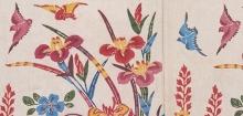 Detail of bingata textile