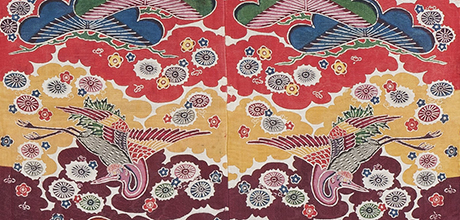 Bingata! Only in Okinawa @ George Washington University Museum The Textile Museum | Washington | District of Columbia | United States