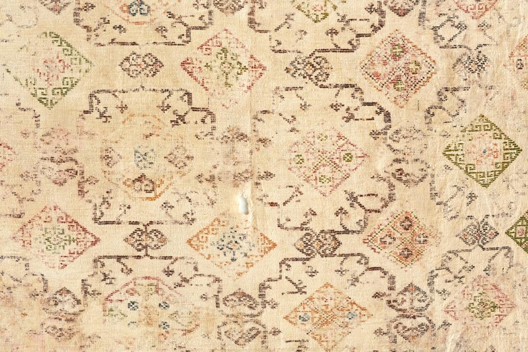 Detail of Mamluk cover