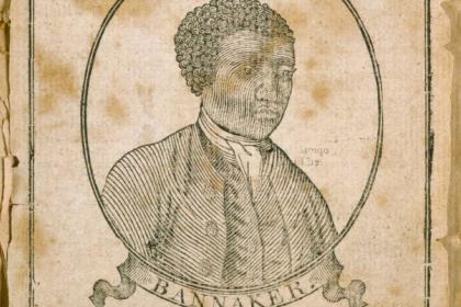 Drawing of Benjamin Banneker