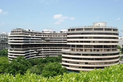 The Watergate building complex